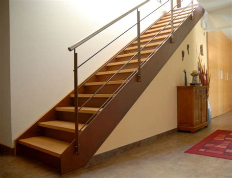escalier droit en alsace schaffner
