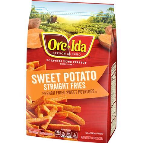 Ore-Ida Sweet Potato Straight Fries | Hy-Vee Aisles Online ...