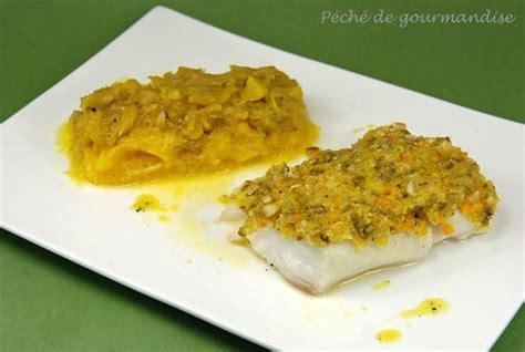 cuisiner dos de cabillaud recettes fenouil poisson
