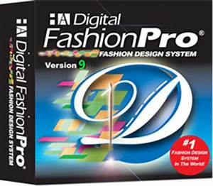 Digital fashion pro fashion design software design for Clothing logo design software