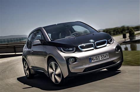 range ev car 2014 bmw i3 range extender heavier less electric range less performance