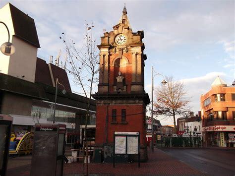 bexleyheath clock tower  david anstiss cc  sa