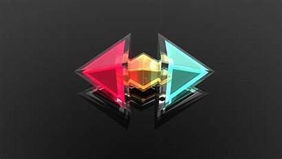 Facets Justin Maller Facet Abstract Wallpapers Background