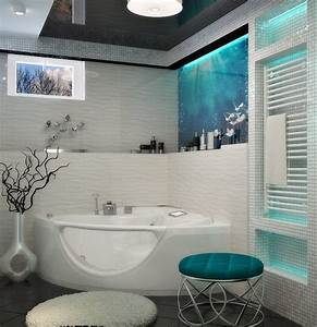 Bad In Türkis : bad mit kleinem fenster wei t rkis deko dekoration ~ Sanjose-hotels-ca.com Haus und Dekorationen