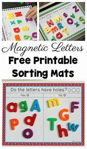 1117 best alphabet fun images on pinterest kindergarten With best magnetic letters for toddlers