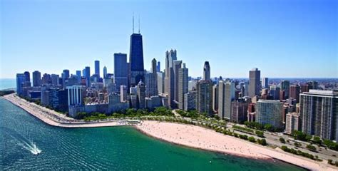 chicago bureau of tourism chicago office of tourism les bords du lac michigan