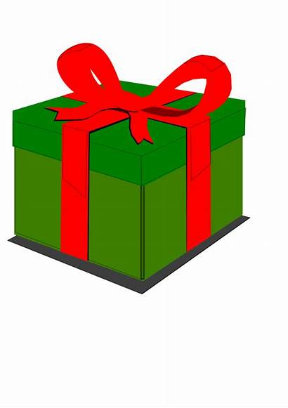 Gift Clipart Christmas Clip Present Presents Box