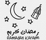 Mewarnai Ramadan Ramadhan Idul Fitri Islam Gambar Ramazan Kaligrafi Boyama Putih Buku Masjid Coloring Salsa Musluman Bayrami Kitabi Pngwing sketch template