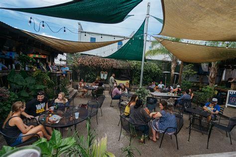 bayou beer garden  orleans nightlife venue