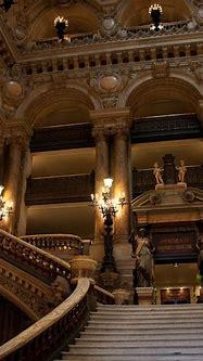 Opera de Paris   Architecture, Brown aesthetic