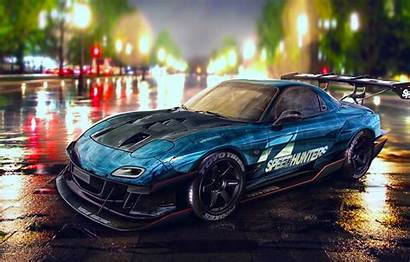 Rx Drift Mazda Wallpapers Rx7 Speed Need