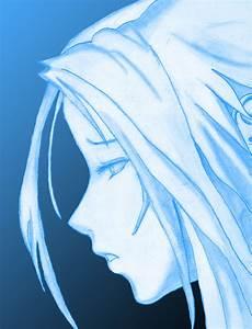 sad girl face blue by Suri-Yokoshima on DeviantArt