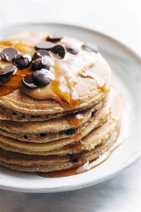 protein pancakes recipe pinch  yum