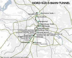 Berlin Nord-s U00fcd Tunnel