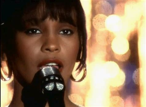 whitney houston b