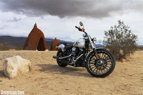 Harley Davidson Breakout Modification by 2017 Harley Davidson Breakout Ride Review