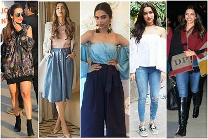 Trends Bollywood Them Latest Donned Saw Sharma