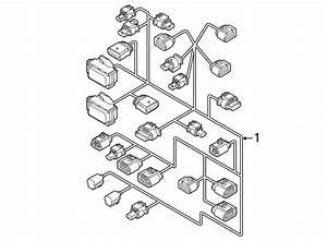 2017 Volkswagen Jetta Engine Wiring Harness  1 8 Liter