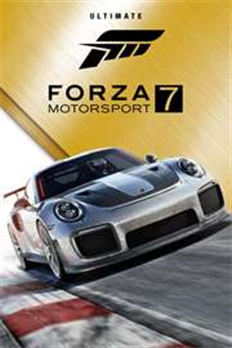 forza motorsport 7 ultimate edition buy forza motorsport 7 ultimate edition microsoft store
