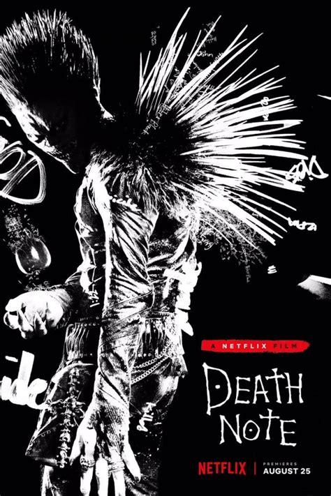 anime death note su netflix el live action de death note netflix presenta una nueva