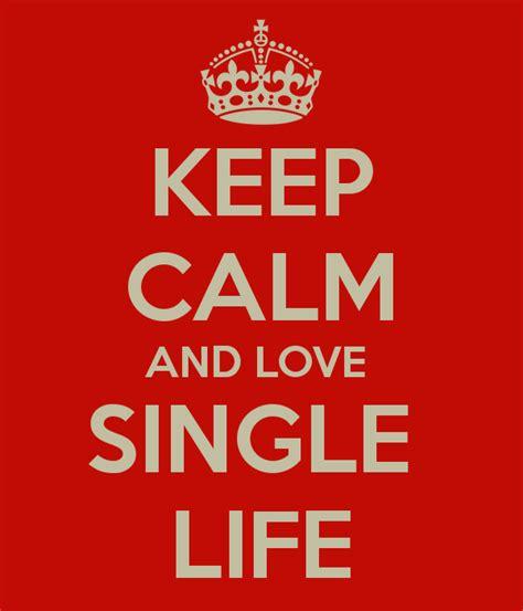 Loving The Single Life Quotes Quotesgram