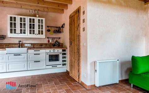 radiateur cuisine photos de radiateurs électriques à inertie en situation