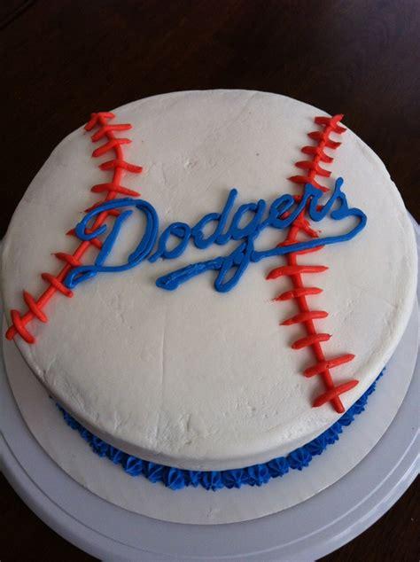 dodger cake dodger cakes pinterest cakes dodgers