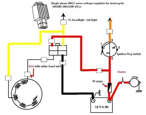 honda xrm 110 wiring diagram wiring diagram and