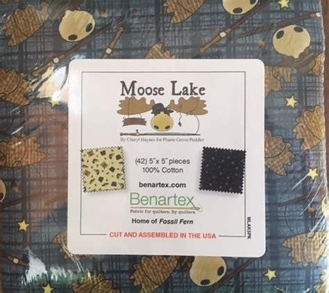 moose lake  cheryl haynes  benartex pack