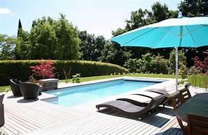 best amenagement jardin avec piscine photos design With amenagement petit jardin avec terrasse et piscine