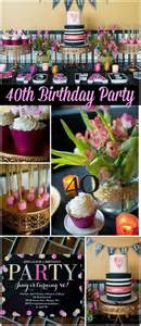 best 20 40th birthday party themes ideas on pinterest