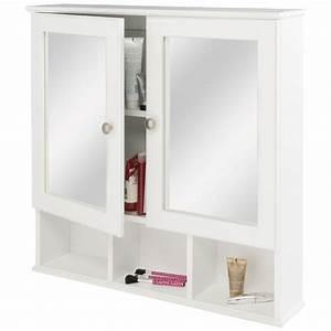 Armoire De Salle De Bain Avec Miroir : armoire a glace salle de bain 6 indogate miroir salle ~ Dailycaller-alerts.com Idées de Décoration