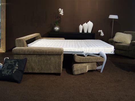 canapé lit couchage quotidien canapé convertible matelas couchage quotidien 160 cm fitforme