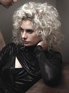 The Gallery For Gt Curly Ash Blonde Hair