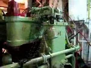 Doxford Type Engine