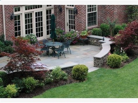 landscape around patio pin by clifford conrad on gardening pinterest