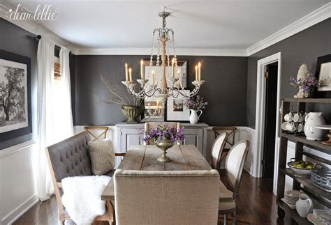 Delicious Dining Room Schemes : 5 Delicious Dining Room Paint Colours