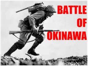 WW2 Okinawa Battle