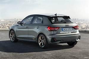 Nouvelle Audi A1 : scoop la nouvelle audi a1 en fuite ~ Melissatoandfro.com Idées de Décoration
