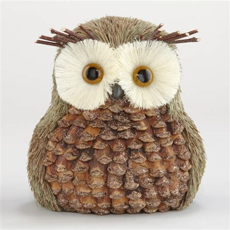owl creations from pine cones and fluff 18 best images about craft projects on ornament and owl tree