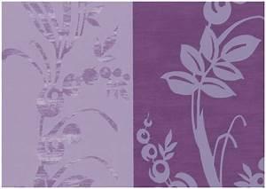 Flieder Farbe Wand : grandeco emotion 217079 tapete vlies neu streifen floral blume lila flieder grau ebay ~ Markanthonyermac.com Haus und Dekorationen