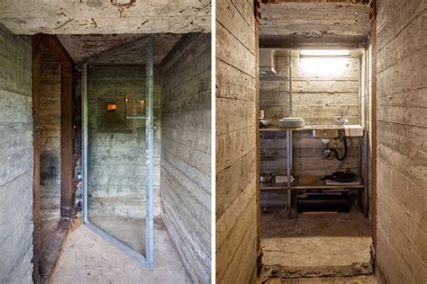 Concrete Bunker Vacation Home by B ILD   HiConsumption