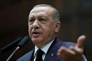 Turkey's President Lashes Out at US Troop Presence in ...