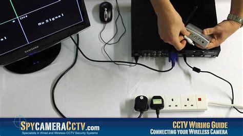 connect  wireless cctv cameras   dvr