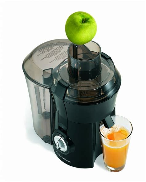 hamilton electric juicers juice extractor beach mouth