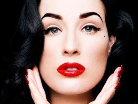 burlesque babe dita von teese makeup tutorial nina ross beauty
