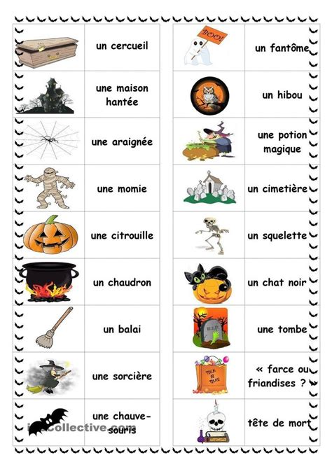 halloween en images halloween prescolaire halloween