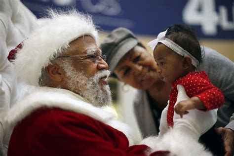 teacher suspended after telling black student santa claus is white toronto star