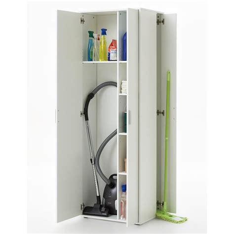 porte d 駘駑ent de cuisine armoire à balais meuble de rangement multifonctionnel achat vente colonne