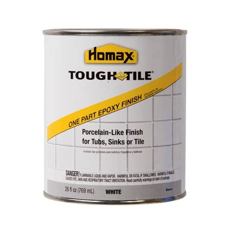 homax tub and tile epoxy paint homax home improvement tub sink one part epoxy